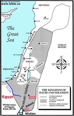 達味和撒羅滿的聯合王國