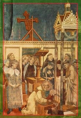 聖方濟將小耶穌重新帶入人心