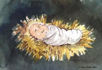 耶穌誕生於白冷城-1