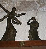 第八處 耶穌安慰耶路撒冷婦女