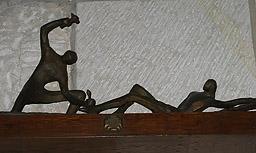 第十一處 耶穌被釘十字架