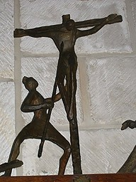 第十二處 耶穌死在十字架上