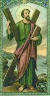 11月30日 聖安德肋(St. Andrew)1