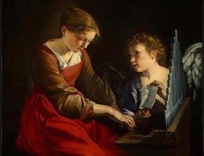 11月22日 聖則濟利亞(St. Cecilia)2