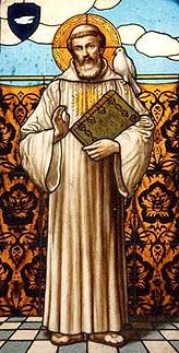 11月23日 聖高隆龐(St. Columban)