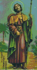 聖長雅各伯宗徒(St. James the Greater)