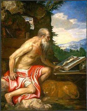 9月30日 聖熱羅尼莫(St. Jerome)