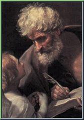9月21日 聖瑪竇(St. Matthew)