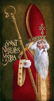 12月6日 聖尼各老(St. Nicholas of Myra)