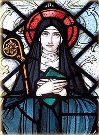 2月10日 聖女斯高拉諦加(St. Scholastica)