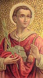 12月26日 聖斯德望(St. Stephen)